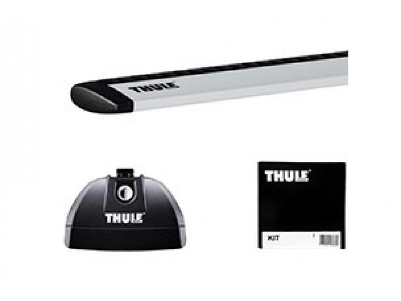 thule wingbar 96x thule rapid system 753 kit 4xxx. Black Bedroom Furniture Sets. Home Design Ideas